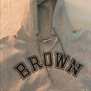 Brown University vintage sweatshirt
